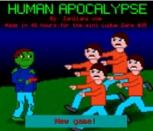 Человеко апокалипсис