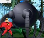 Игра про супергероев на двоих (Фото из игры №2)