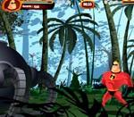Игра про супергероев на двоих (Фото из игры №3)