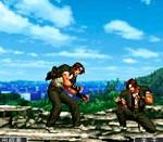 Драчка на двоих (Фото из игры №1)