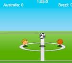 Игра на двоих про футбол (Фото из игры №4)