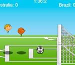 Игра на двоих про футбол (Фото из игры №3)