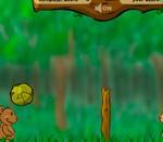 Игра на двоих про волейбол с мишками (Фото из игры №4)
