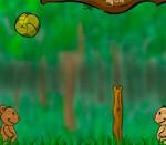 Игра на двоих про волейбол с мишками (Фото из игры №2)