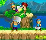 Игра приключение на двоих Янг Лунг (Фото из игры №2)