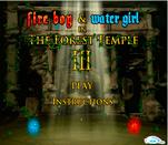 Огонь и Вода 3: Храм леса