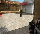 3Д игра военная зона