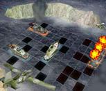 3Д игра морской бой