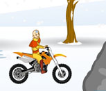 Гонки на мотоцикле с Аватаром