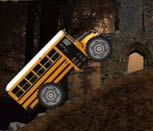 Игра автобус Монстр