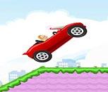Игра Барби на машине