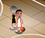 Баскетбол: один на один