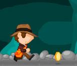 Бег в пещере