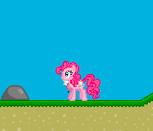 Игра бегалки с Пони