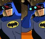 Игра Бэтмен поиск отличий