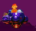 Игра битва с Марио в космосе