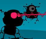 Пошаговая игра битва роботов