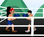 Игра бокс с Марио