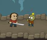 Игра Ботаник против зомби