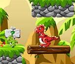 Игра про динозавров бродилки