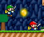 Бродилки с Марио