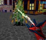 Человек Паук в 3Д