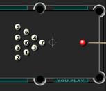 Игра чёрный биллиард
