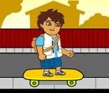 Игра Диего в погоне за автобусом
