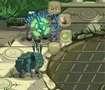 Игра драки динозавров