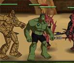 Игра драки с Халком