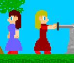 Две девушки против зомби