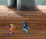Игра файтинг Наруто