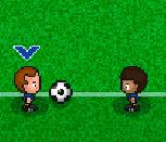 Футбол мальчиков и девочек