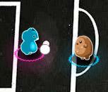 Футбол с монстирками