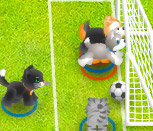 Игра футбол питомцев