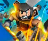 Игра герои Лего