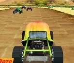 Игра гонки на Джипах 3Д