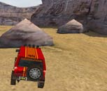 Игра в гонки на джипах по грязи