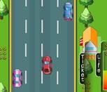 Игра гонки на машинах по городу