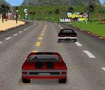 Игра гонки на трассе