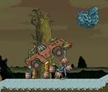 Игра гонки против зомби