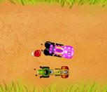 Игра гонки с Микки Маусом
