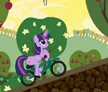Игра гонки с Пони