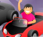 Гонки для девочек: Плохие детки