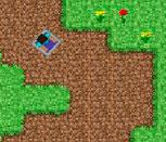 Игра гонки Майнкрафт