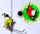 Игра хоккей 3 на 3