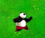 Игра Кунг Фу Панда драки с зомби