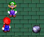 Игра на реакцию с Марио