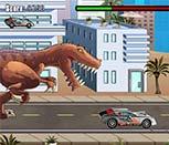 Игра на выживание с динозаврами