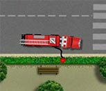 Игра пожарные машины